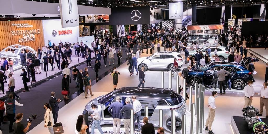 Frankfurt acoge el Salón del Automóvil en septiembre